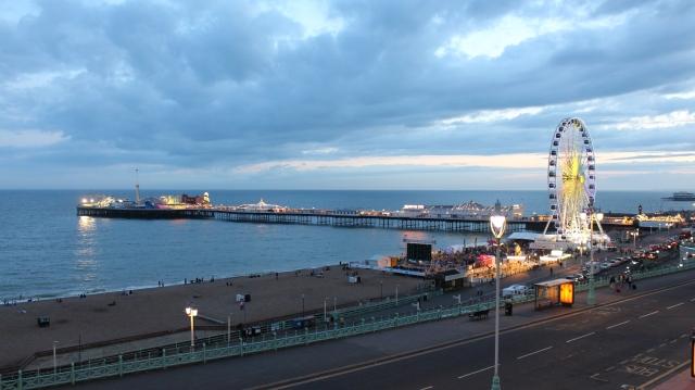 Brighton Pier August 2013