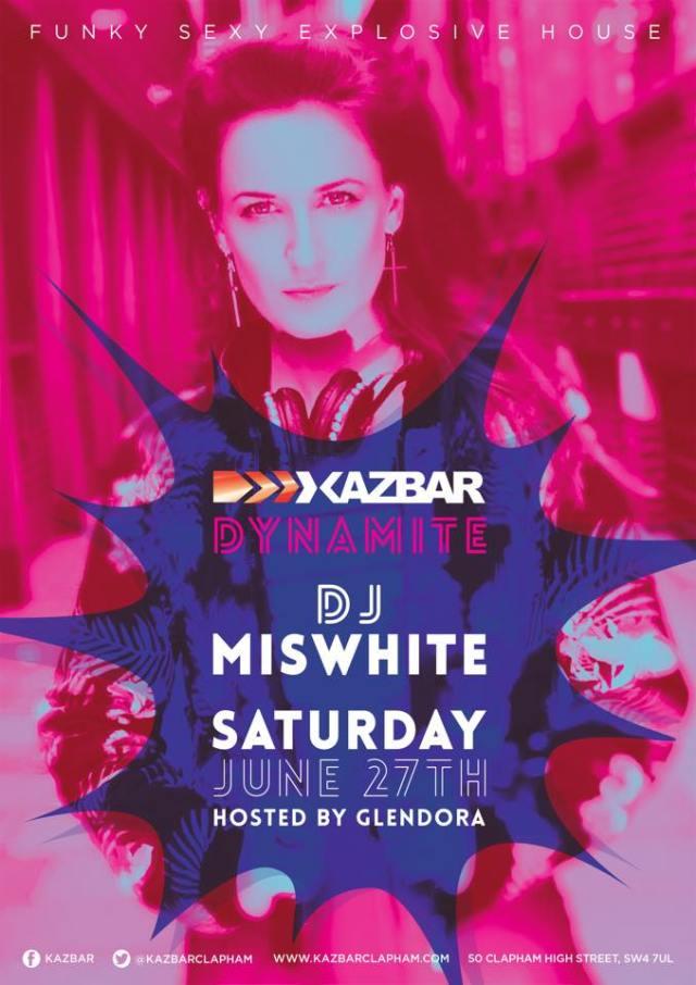 KazBar Clapham, London Pride 2015