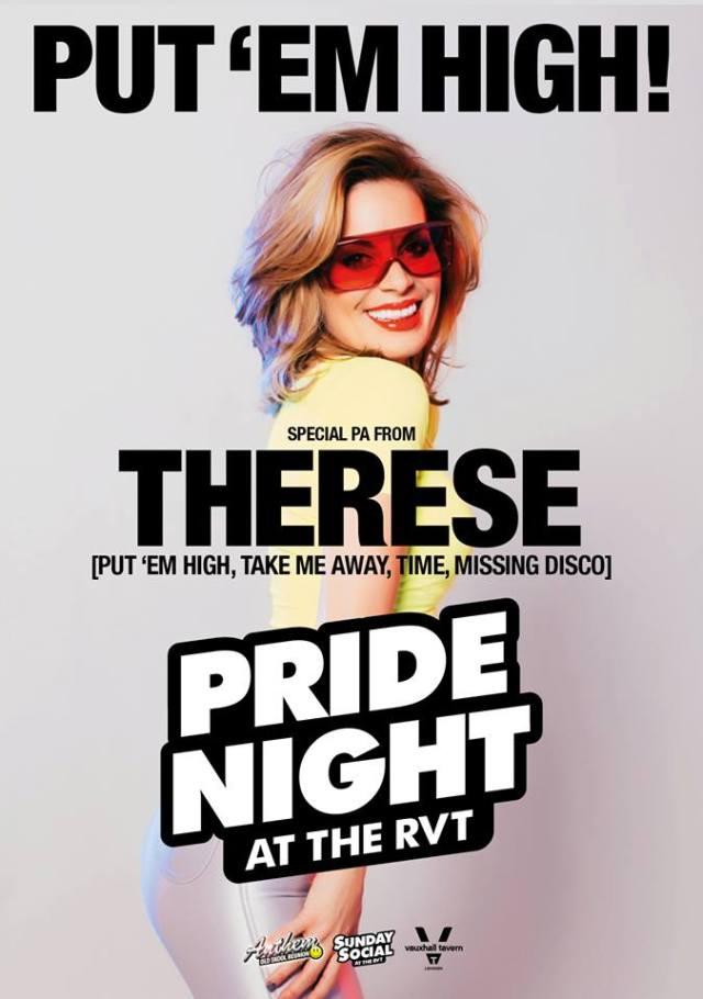 Pride London 2015 The Royal Vauxhall Tavern