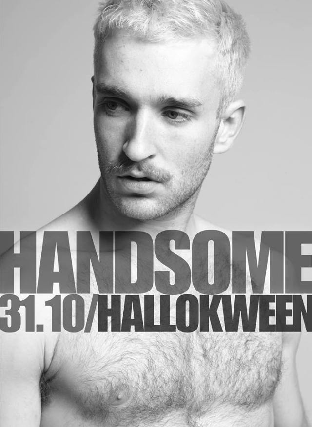 Halloween Handsome East Bloc