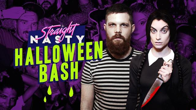 Straight Nasty Halloween Bash, VFD, London