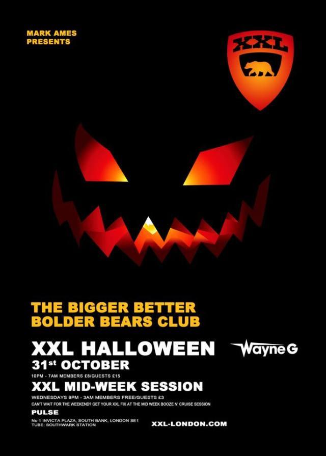 Halloween at XXL with Wayne G