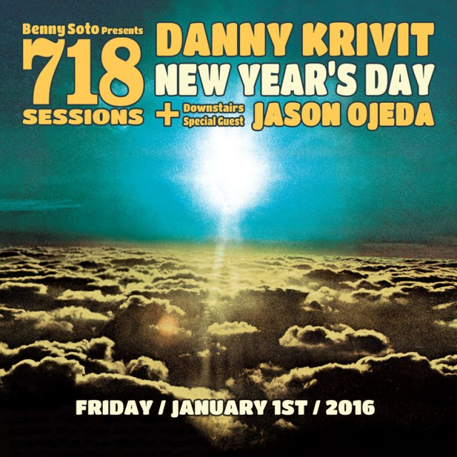 718 Sessions, New York, New Year's Day 2016