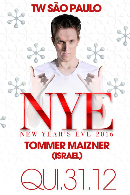 The Week Sao Paulo with Tommer Maizner, New Year's Eve 2015